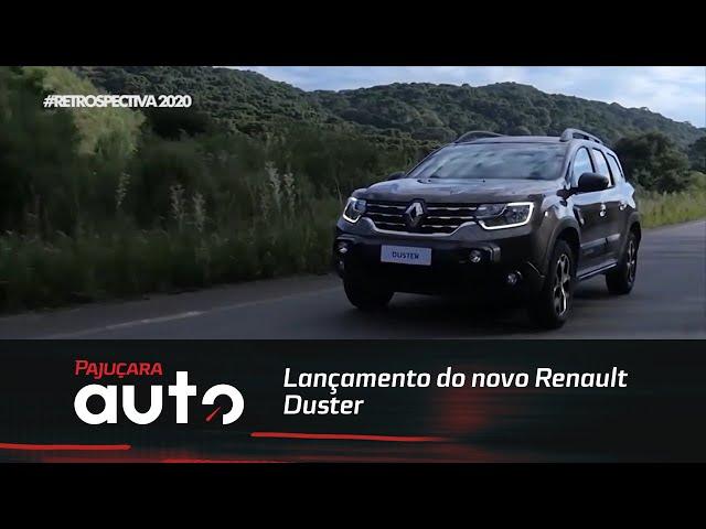 Retrospectiva 2020: Lançamento do novo Renault Duster