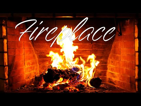 Cozy Warm JAZZ - Relaxing Fireplace & Smooth JAZZ Music For Stress Relief - Chill Out Music