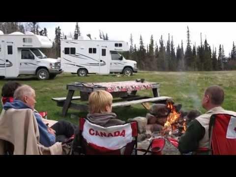 2011 Yukon und Alaska mit dem Wohnmobil - Teil 1