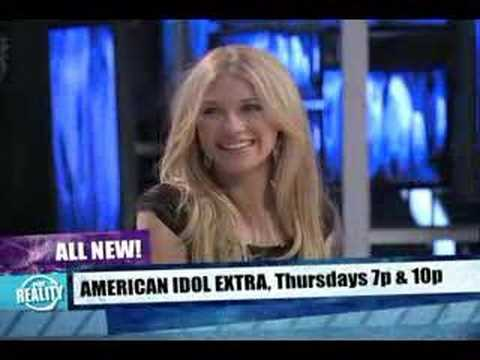 Brooke White interview on American Idol Extra