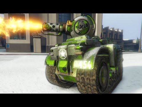 I Got A Free Tank - GTA Online Casino DLC