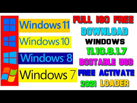 Latest 2020 Windows 7 Iso Download And Bootable Usb 7.8.10 | 32-bit And 64-bit| Mobile Tech Channel