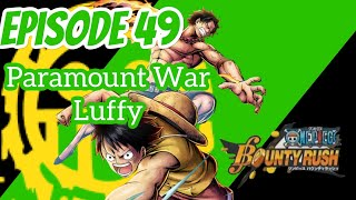 Buggy, don krieg, and arlong. One Piece Bounty Rush Episode 49 Paramount War Luffy Youtube
