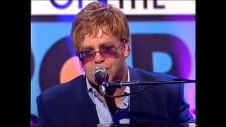 Elton John - I Want Love - Top Of The Pops - Friday 5th October 2001