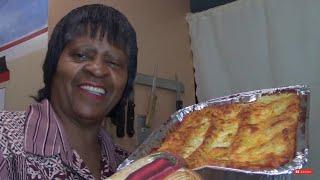 My Greatest Seafood Lasagna
