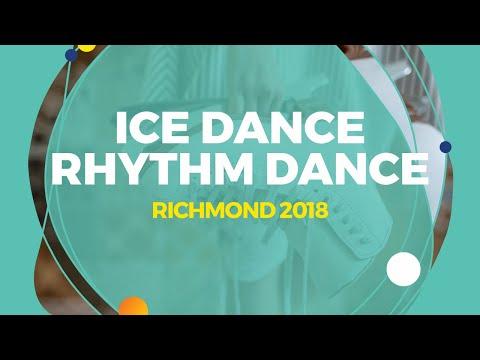 Gunter Emma / Wein Caleb (USA) | Ice Dance Rhythm Dance | Richmond 2018