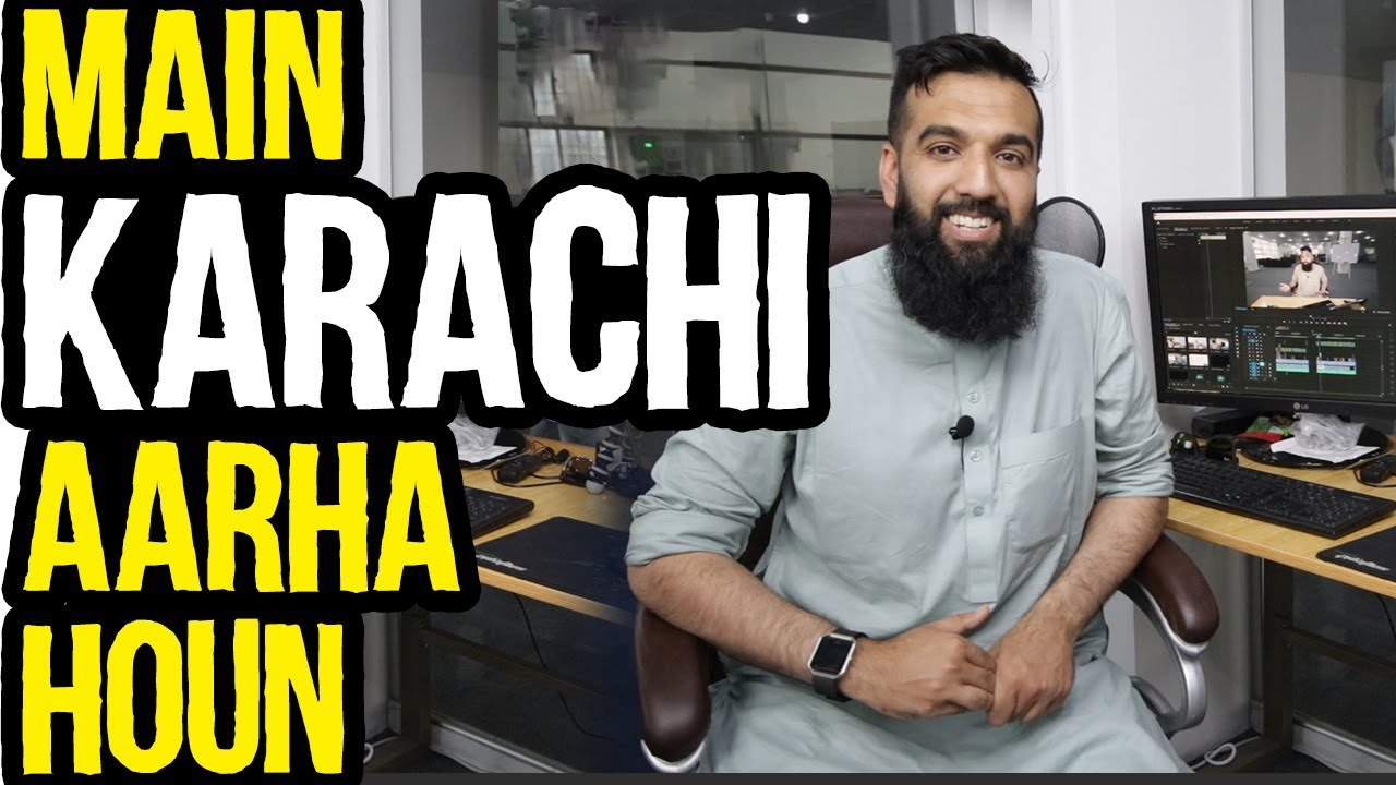 I am coming to Karachi | Momentum 2019 | Karachi Meetup | Azad Chaiwala Show