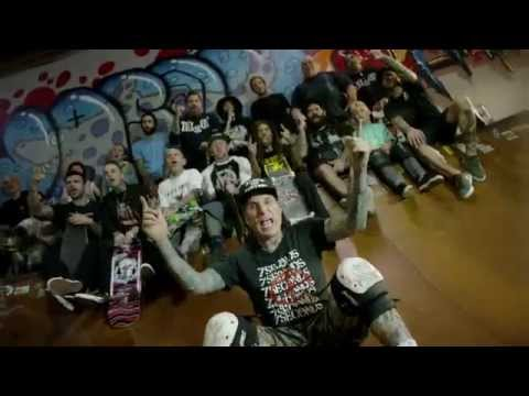 Клип h2o - Skate!
