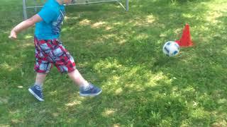 Psiaki Futbolaki - Michał 7 lat