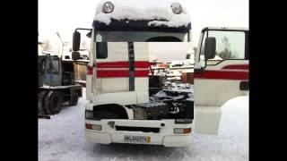 видео разборки грузовиков в спб
