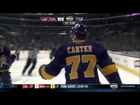 Jeff Carter Highlight Reel