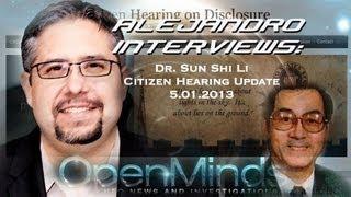 China UFO Expert Dr. Sun Shili Inerview