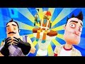 TOY WORKER RESCUED from the NEIGHBOR S BATHROOM    Hello Neighbor Gameplay   Release MP3