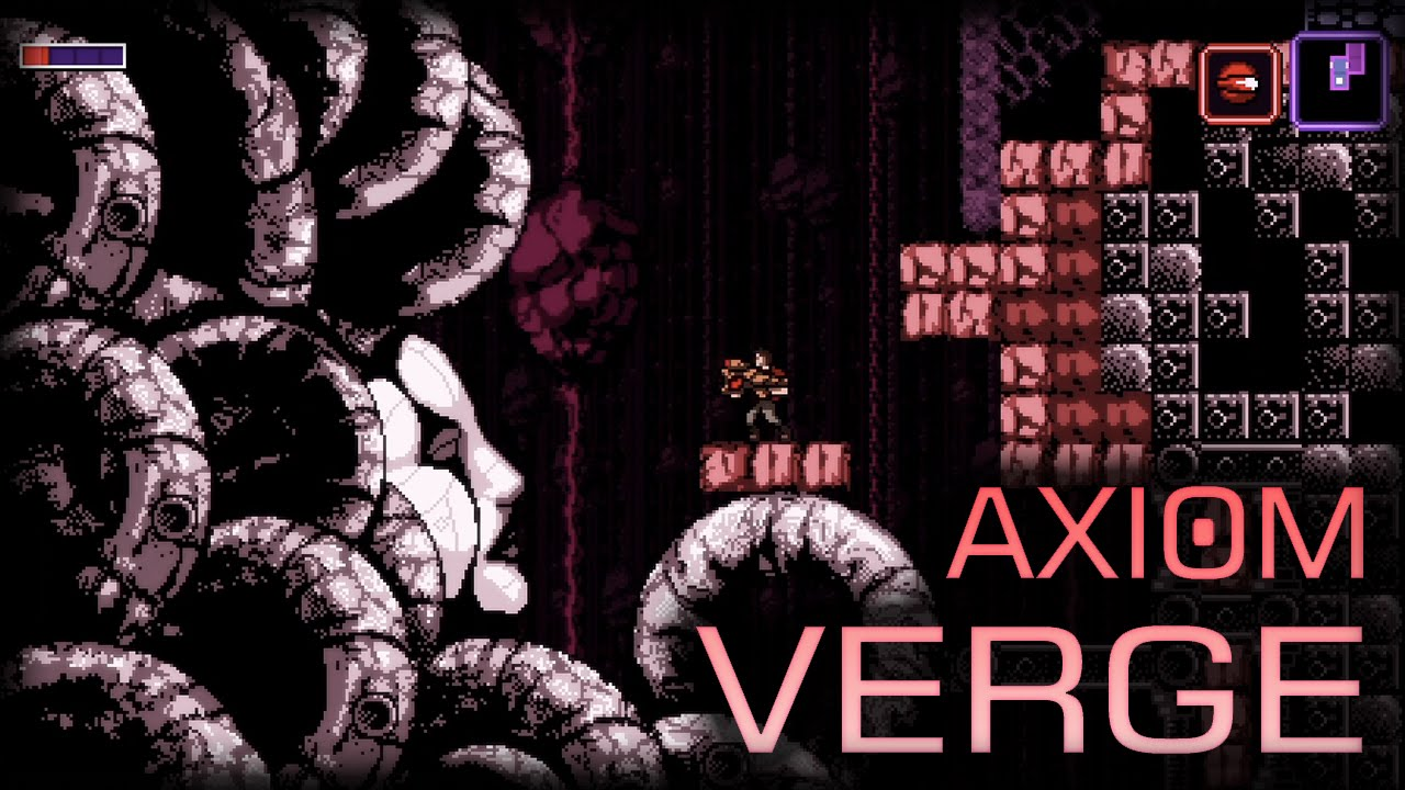 SB Plays: Axiom Verge - Part 3