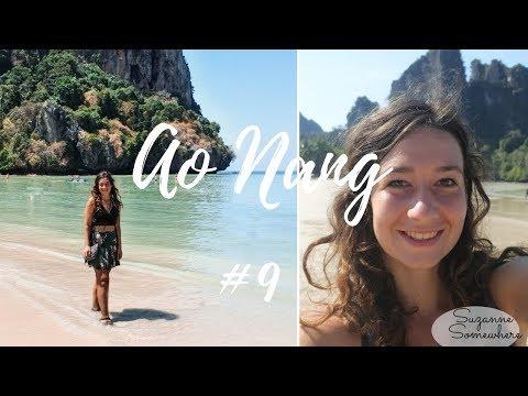 Is Railay beach Thailand worth a visit?/ Vlog 9