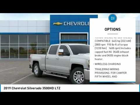 2019 Chevrolet Silverado 3500HD 2019 Chevrolet Silverado 3500HD LTZ FOR SALE in Post Falls, ID JJ195