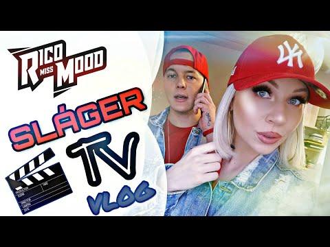 RICO X MISS MOOD  SLÁGER TV VLOG  MMM