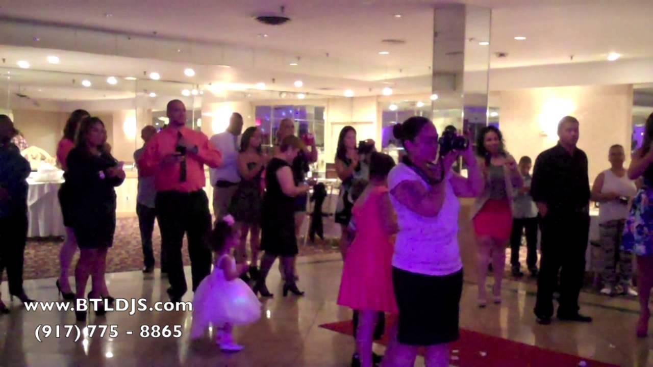 Maestros Caterers - Bronx Wedding DJ BTL DJS - YouTube