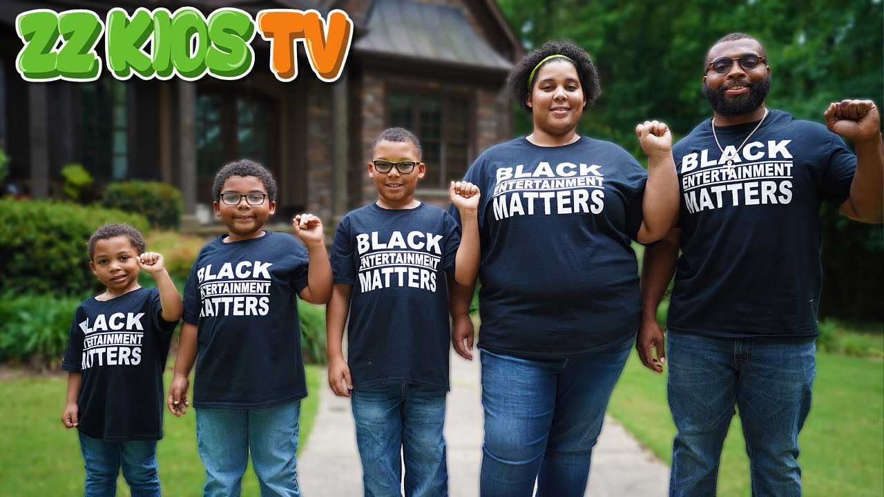 Does Black Entertainment Matters? (Our Family Story and The Youtube Kids App)