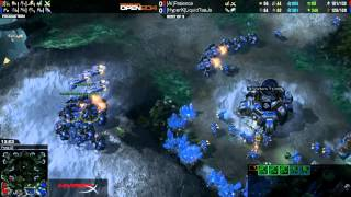 TAEJA 17比0 冠軍之Dreamhack 2014 R8 Taeja(T) vs Petience(P) Part 2