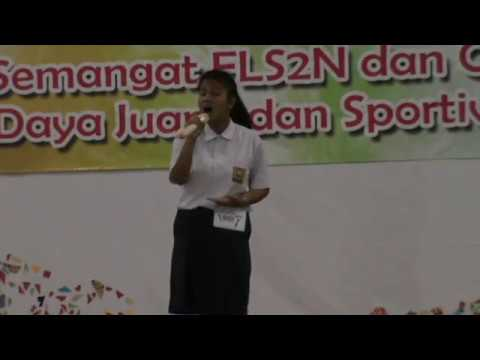 Indonesia Jaya - Natasha G.Siburian (Juara 1 FLS2N 2017 SMP tingkat kota Tangerang Selatan)