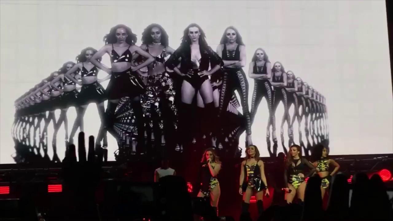 Little Mix Glory Days Tour Sydney Australia 29/7/17