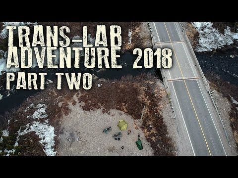 Trans-Lab Highway Adventure 2018 Part Two: Relais Gabriel To The Raft River