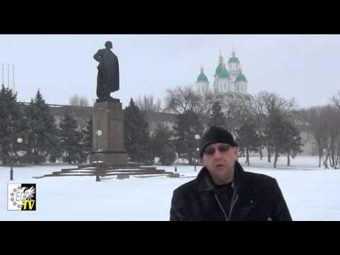 [EODE-TV] ASTRAKHAN / 4 MARS 2012 / LUC MICHEL : LA VÉRITÉ SUR LES ELECTIONS RUSSES !