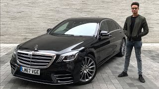 Here's Why the Mercedes S-Class is the BEST Limousine EVER!