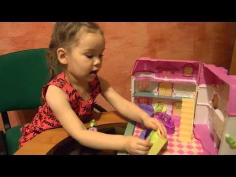 Игрушечный дом ,,my Dolls Villa,,