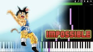 IMPOSSIBLE REMIX! Genki Dama Theme - Dragon Ball GT OST (Orchestral Cover)