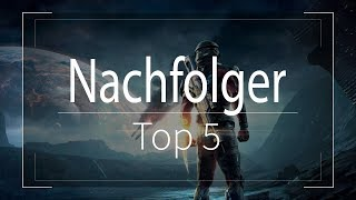 Spiele die eine Fortsetzung brauchen! | TOP 5