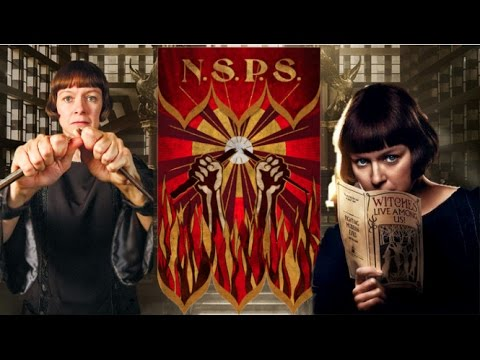 New Salem Philanthropic Society (Second Salemers) - Fantastic Beasts