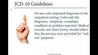 Webinar: HCC Diagnosis Coding - Specialty