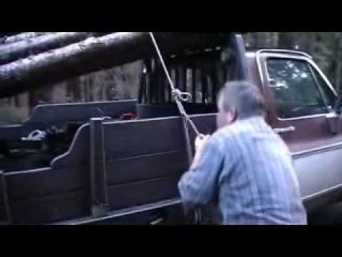 Trucker S Hitch Super Simple Youtube