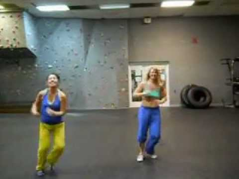 Toma choreography Zumba with Lisa.wmv