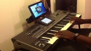 KORG Pa3x Reggae | African Queen - 2Face