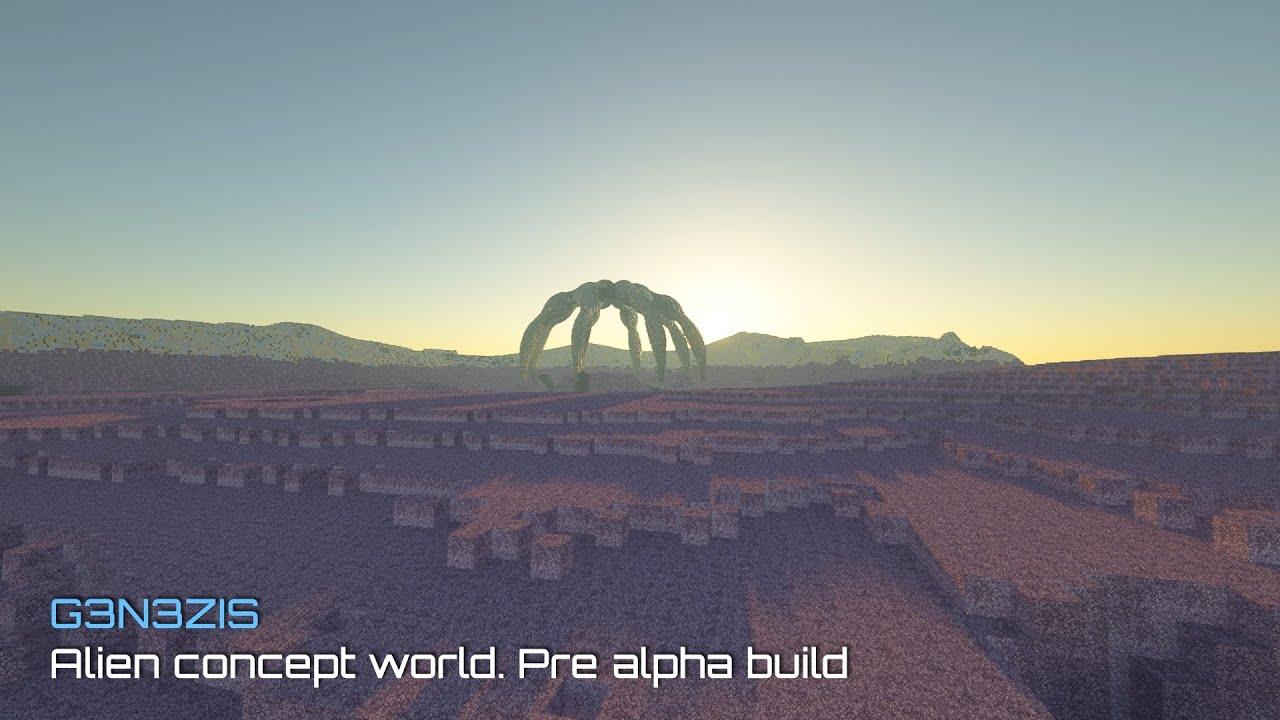 Genexia concept map