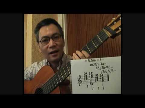 #7 Lesson 2 FGC3-Tuning Classical Guitar (20160714 )