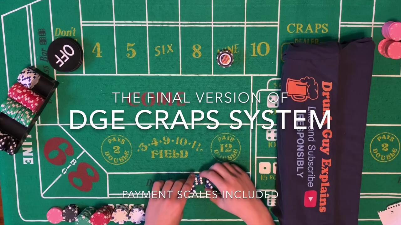 Best Craps Strategy