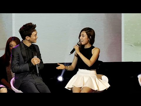 "[ENGSUB] 2014.09.22 Zhang Liyin ""In Love"" Beijing Showcase"