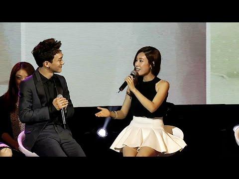 """[ENGSUB] 2014.09.22 Zhang Liyin """"In Love"""" Beijing Showcase"""
