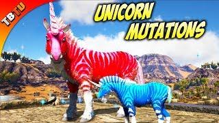 WE CAN FINALLY GET UNICORN MUTATIONS! Ark Ragnarok Extinction Core E5