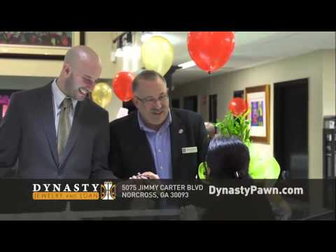 Dynasty Jewelry and Loan's New Building Commercial!
