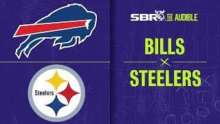 Bills vs Steelers Week 15 Preview | Free NFL Predictions & Betting Odds