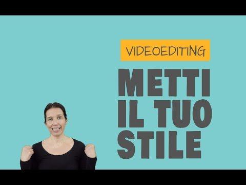 Filmora videoediting: come inserire e personalizzare titoli e transizioni