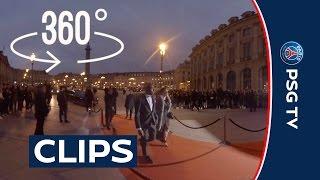 360 Video - EP4 : Gala de la Fondation PARIS SAINT-GERMAIN 2016 - FOOTBALL 360°EXPERIENCE