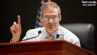 'Accelerated March To Communism': Rep. Jim Jordan Slams AG Merrick Garland In Fiery Opening Speech