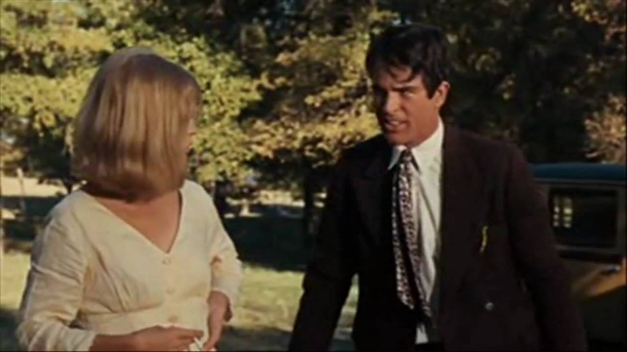 Bonnie and Clyde-Anit No Rest for the Wicked-Warren Beatty-Faye Dunaway