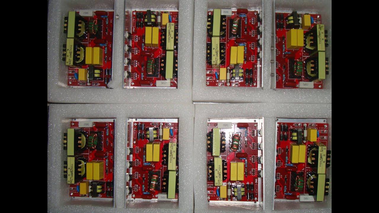 Ultrasonic Generator Circuit Pcb Beijing Youtube Converter Board Sensor Buy